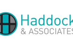 Haddock & Associates logo on white