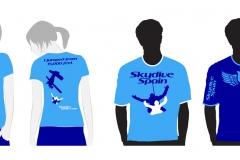 skydive-tshirts