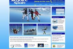 skydive-website