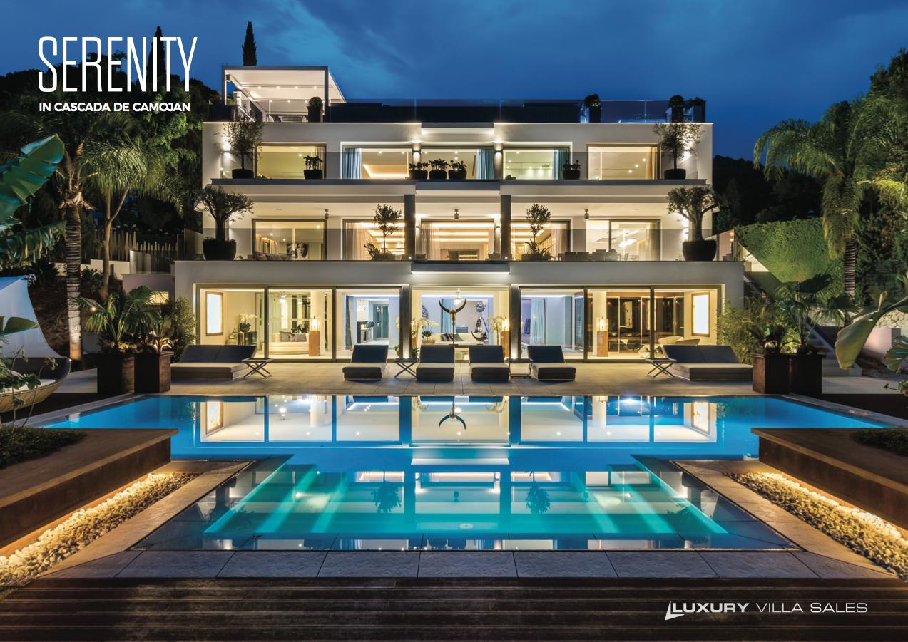 Luxury Villa Sales